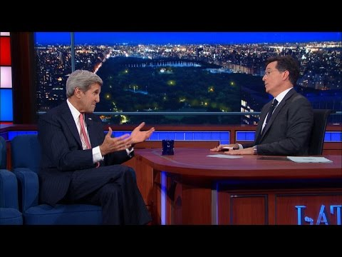 John Kerry Explains The Stakes Of The Iran Deal