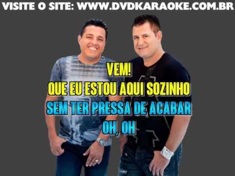 Bruno & Marrone   Agarrada Em Mim