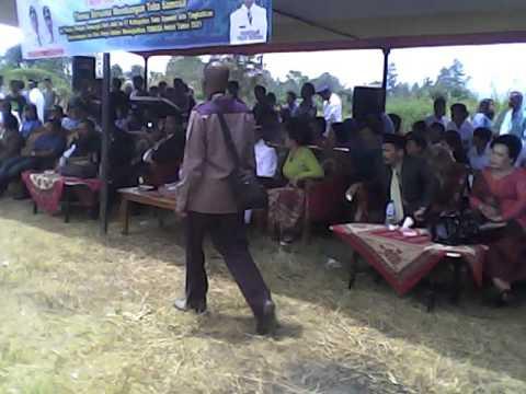 Hut Ke 17 Toba Samosir di Kecamatan Habinsaran - Juara I Lomba Trio