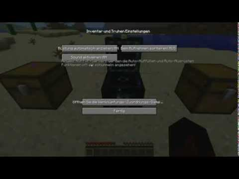 MINECRAFT MOD: INVENTORY TWEAKS [1.6.4] HD [German/Deutsch] Review/Tutorial