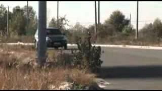 Тест Драйв Тойота Ленд Крузер Прадо и Ауди Q7