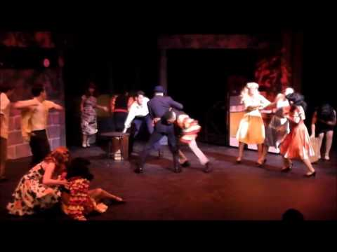2014 Guys and Dolls Highlights - New Roads School