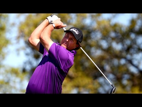 Phil Mickelson's near albatross featured in Shots of the Week