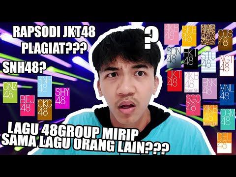 Download  Lagu 48GROUP Yang MIRIP Dengan Lagu Orang Lain #1   JKT48 RAPSODI PLAGIAT?? 😱 - #48TIME Eps. 1 Gratis, download lagu terbaru