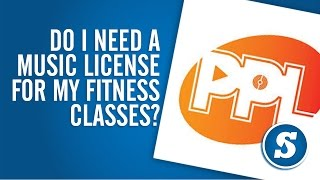 Do I need a music license for my fitness classes?