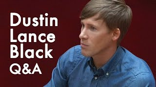 On homophobia in sport | Dustin Lance Black