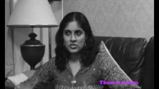 Charulatha - Charulatha Mani interview in London - Part 1