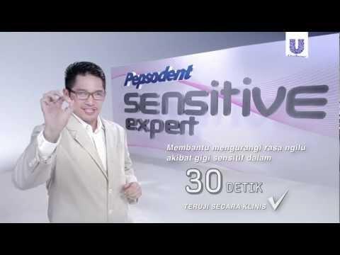 pepsodent sensitive expert