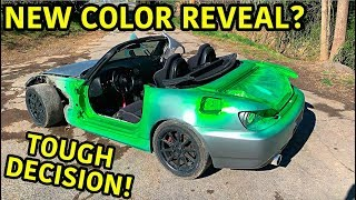 Rebuilding A Wrecked Honda S2000 Part 9