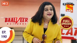 Baalveer Returns - Ep 190 - Full Episode - 14th September 2020
