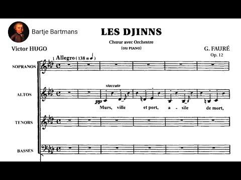 Gabriel Faure - Les Djinns, Op. 12