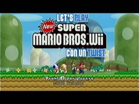 New Super Mario Bros. Wii Con Un Twist ITA [5] Twist Pinguino!