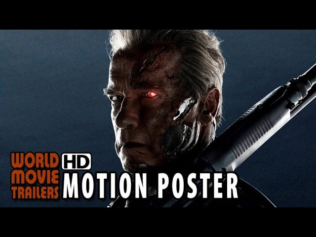 Terminator: Genisys International Motion Poster (2015) HD