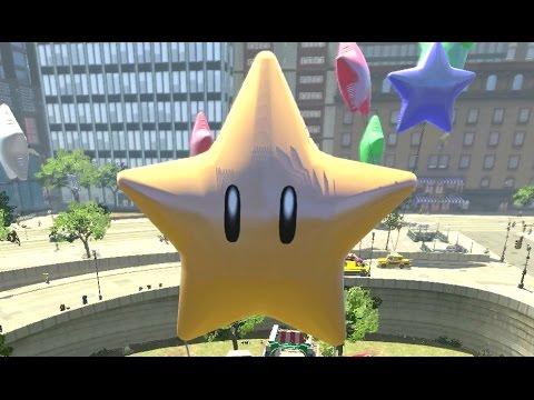 LEGO City Undercover (Switch) - Mario & Nintendo Easter Eggs Compilation