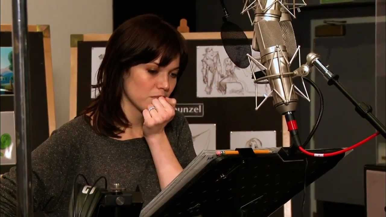 Zachary Levi Tangled Voice Disney - Making of Tangled