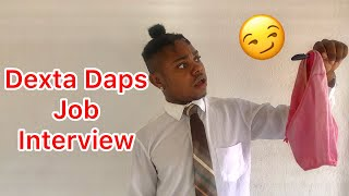 Dexta Daps Job Interview | @nitro__immortal
