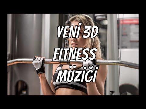 YENİ! Fitness Motivasyon Hard Remix [3D sound] -320 kbps