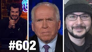 #602 IMPEACHMENT ACCIDENTALLY REVEALS DEEP STATE! | Tim Pool Guests | Louder with Crowder