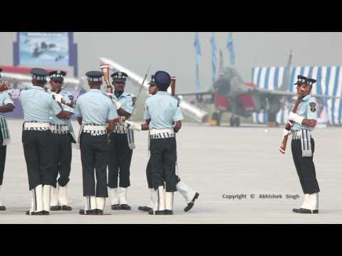 Air Warriors Of The Indian Air Force- [hd] video