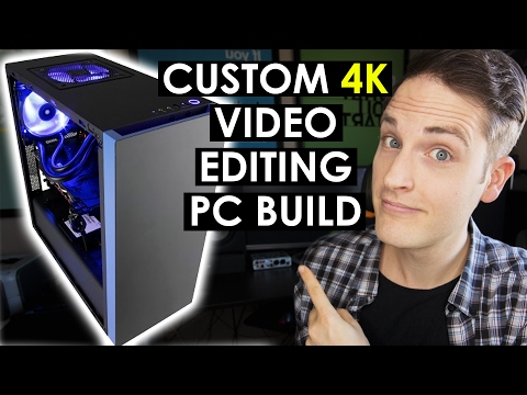 Best PC for Video Editing? — Custom 4K Video Editing PC Review