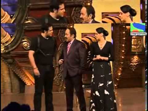 Krishna As Daya And Sudesh As Acp Pradyuman Cid Special In Comedy Circus 2013 Video Hd Low video