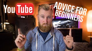 The BEST ADVICE for starting YouTube! | And everything else...