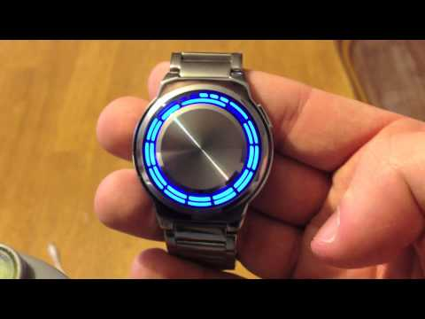 Tokyo Flash: RPM SS Blue LED Wrist Watch Review