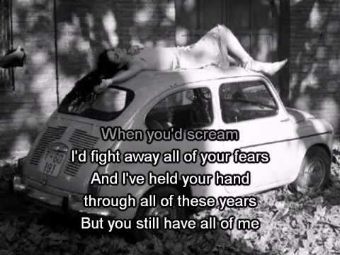 Evanescence--My Immortal Karaoke (Rock Version)