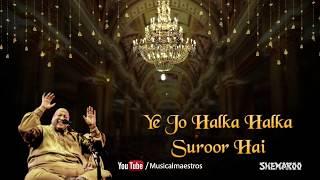 Ye Jo Halka Halka by Nusrat  - Download link in Description - New WhatsApp Status Video 2018