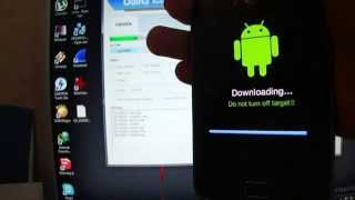 How to Unroot / Unbrick Samsung Galaxy S2 Plus GT-I9105 / GT-I9105P and install stock firmware