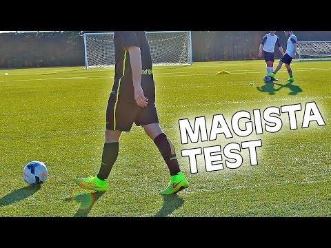 Nike Magista Play Review & Test by freekickerz