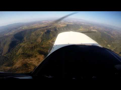 Aeropuerto El Lencero con el Cap. Manuel Diaz C152.
