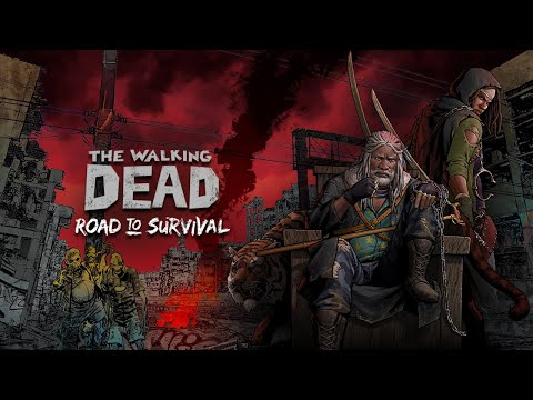 The Walking Dead: Road to Survival APK Cover