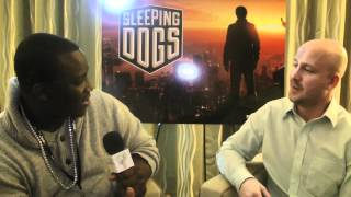 Sleeping Dogs Interview with Dan Sochan
