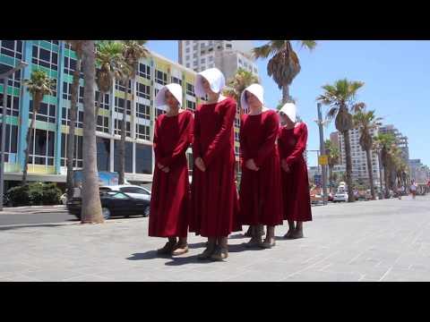 סיפורה של שפחה בתל אביב - The Handmaid's Tale