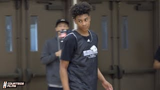Darnell Marcus Fizer Jr. Highlights From the WCE Jr. All-American Camp!