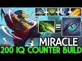 Miracle Juggernaut 200 IQ Counter Build Cancer Gameplay 7 21 Dota 2 mp3