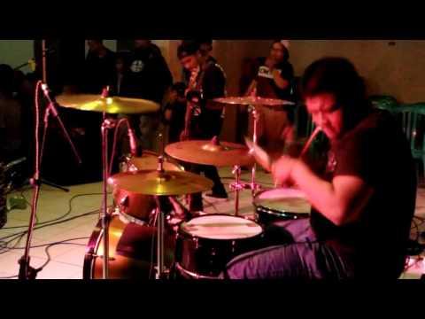 PESAKITAN - Bara Pantang Padam live (Drum Cam)