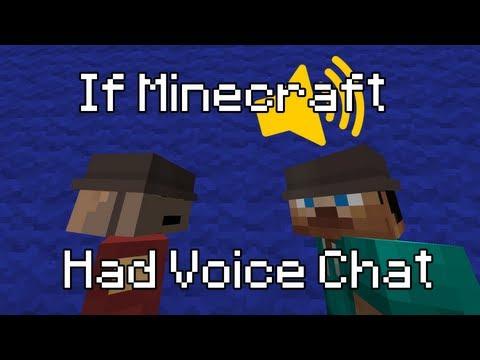 If Minecraft Had Voice Chat (ItsJerryAndHarry)