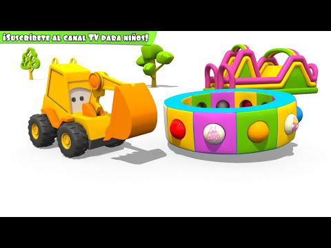Prendas de vestir en español - Excavadoras para niños - Max el Excavador