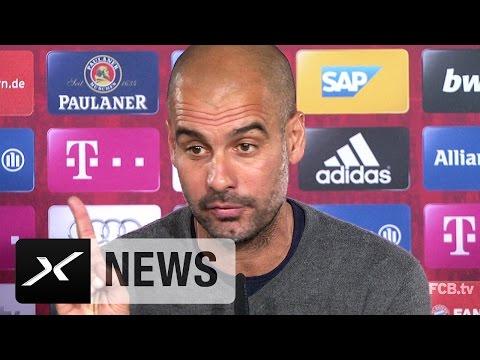 Pep Guardiola schützt Müller-Wohlfahrt: