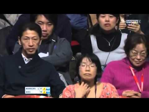 Nishikori / Paes vs Monfils / Bopanna FULL MATCH HD IPTL KOBE 2015