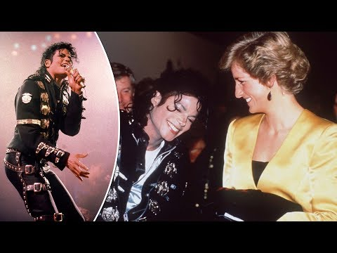 Michael Jackson was 'deeply in love with Lady Di and wanted to MARRY her'