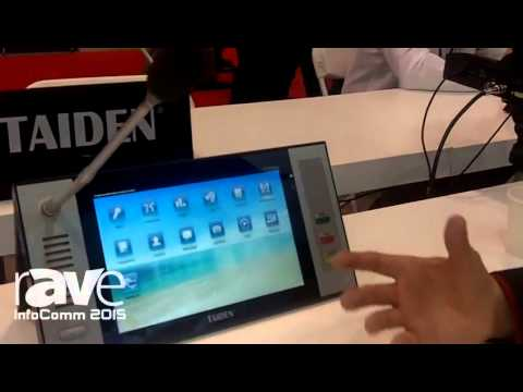 InfoComm 2015: Media Vision Showcases Paperless Multimedia Teleconferencing System