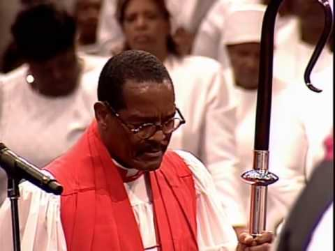 Bishop Charles E. Blake Installation Ceremony in Memphis April 2013