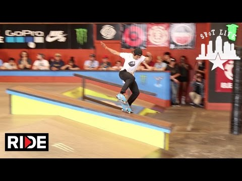 Tampa Pro 2017: Qualifiers – Lizard King, Blake Johnson, Cory Kennedy – SPoT Life