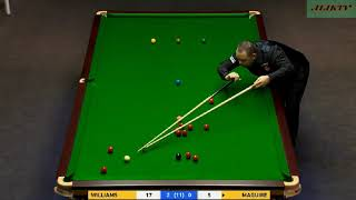Stephen Maguire v/s Mark Williams UK Championship 2018 Full Match ( Short Form)