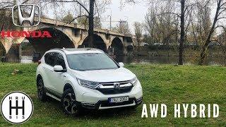 TEST Honda CR-V 2.0 i-MMD Hybrid AWD
