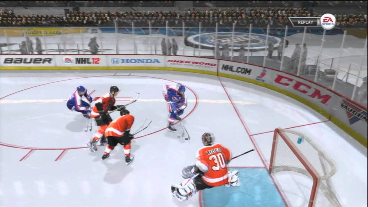 nhl winnipeg jets wallpaper NHL 12 Disallowed goal Winnipeg Jets YouTube