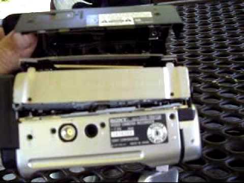 Sony HandyCam Hi8 TRV 138